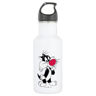 Sylvester Jr. | Classic Pose Stainless Steel Water Bottle