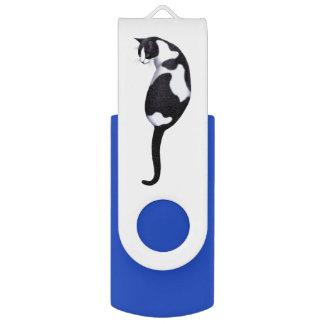 Sylvester memoria USB 32GB de USB 3,0 del gato de
