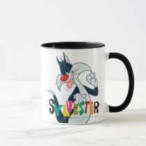 Sylvester Paw Up Mug