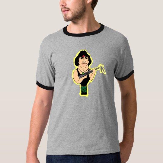 Sylvester Rambo T-Shirt
