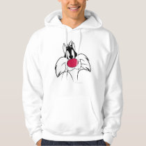 SYLVESTER™ Red Nose Face Hoodie