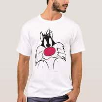 SYLVESTER™ Red Nose Face T-Shirt