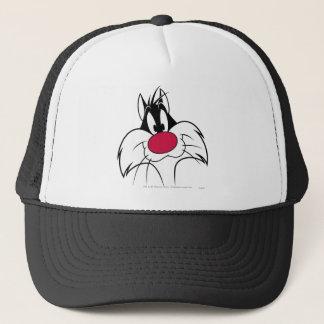 SYLVESTER™ Red Nose Face Trucker Hat