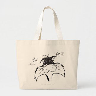 SYLVESTER™ Sore Head Large Tote Bag