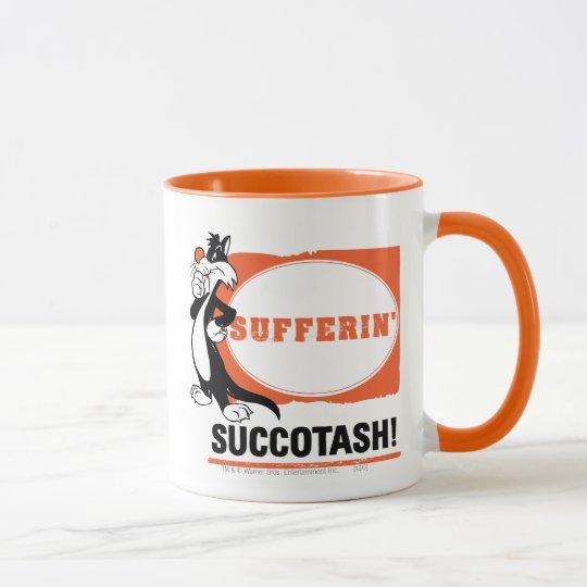 SYLVESTER™ Sufferin' Succotash! Mug