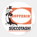 ¡Sylvester Sufferin Succotash! Pegatinas