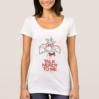 SYLVESTER™ - Talk Nerdy To Me T-Shirt
