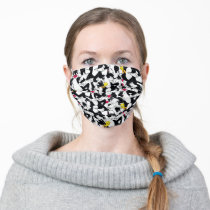 SYLVESTER™ & TWEETY™ Pattern Adult Cloth Face Mask
