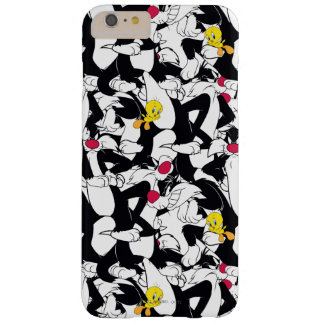 SYLVESTER™ & TWEETY™ Pattern Barely There iPhone 6 Plus Case