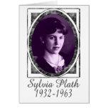 Sylvia Plath Card