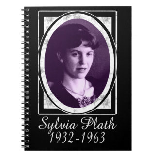 Sylvia Plath Notebook