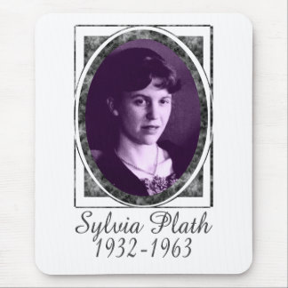 Sylvia Plath Tapetes De Raton