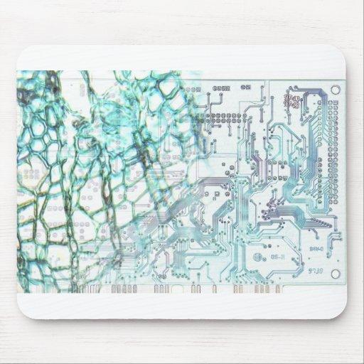 symbiosis - concept mouse pad
