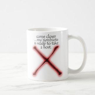 Symbiote Pouch Coffee Mug
