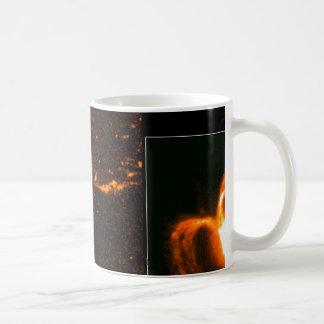 Symbiotic Star in the Southern Crab Nebula (He2-10 Coffee Mug