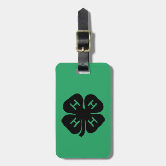 Symbol: 4-H Club Bag Tag