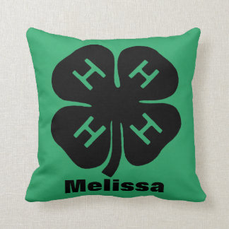 Symbol: 4-H Club Pillow