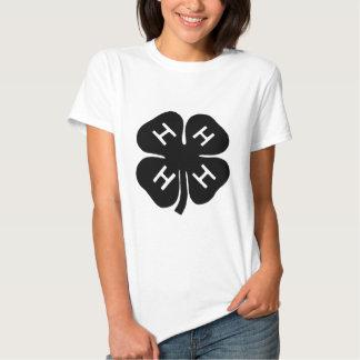 Symbol: 4-H Club Tee Shirt