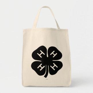 Symbol: 4-H Club Tote Bag