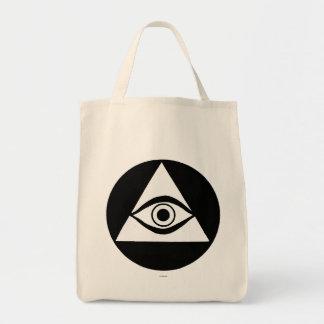 Symbol: All Seeing Eye Tote Bag