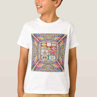 SYMBOL art : Compassion n Healing go together T-Shirt