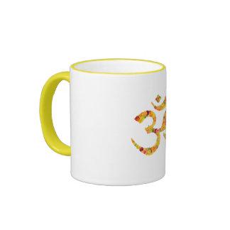 Symbol aum or ohms. ADD your own text! Coffee Mug