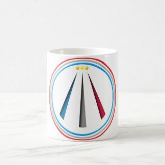 Symbol Awen neo druid bards Mug