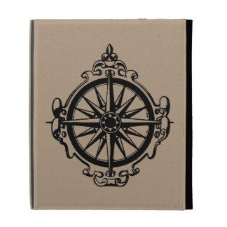 Symbol: Compass iPad Case