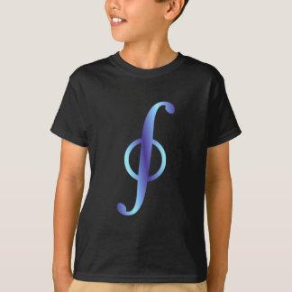 Symbol curve integral path integral T-Shirt