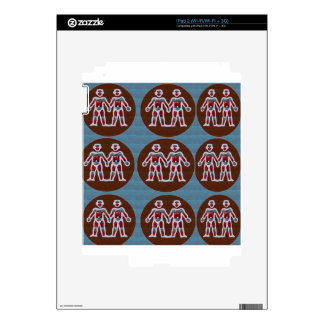 SYMBOL Deco Patterns: FUN Events Greetings GIFTS Decals For iPad 2