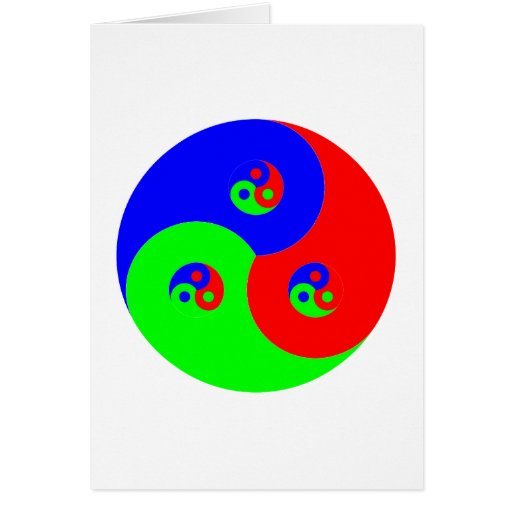 Symbol dialectic dialectics greeting cards