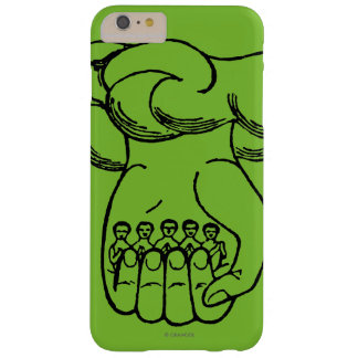 Symbol: Divine Hand Barely There iPhone 6 Plus Case