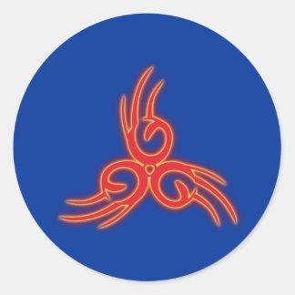 Symbol druid druids stickers