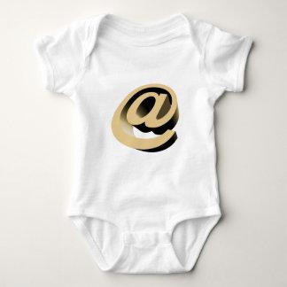 Symbol email RK Baby Bodysuit