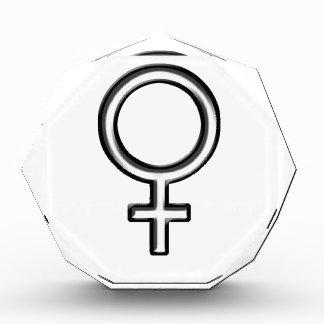 Symbol for Female Awards