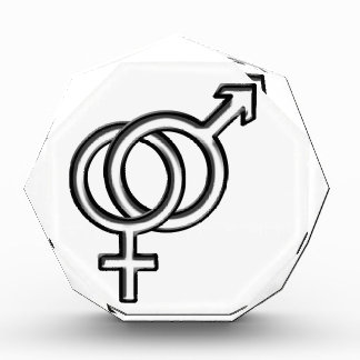Symbol for Male and Female Awards