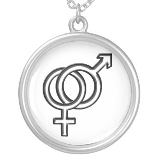 Symbol for Male and Female Jewelry