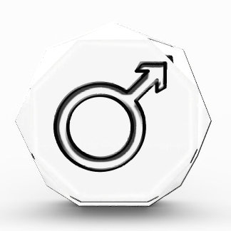 Symbol for Male Awards