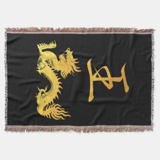 Symbol: King Throw Blanket