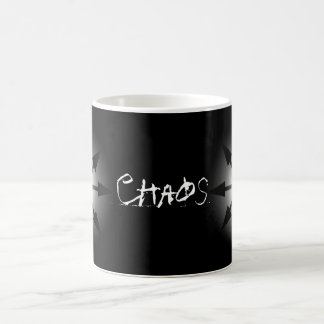 Symbol of Chaos 11 Oz Magic Heat Color-Changing Coffee Mug