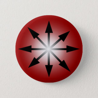 Symbol of Chaos Pinback Button