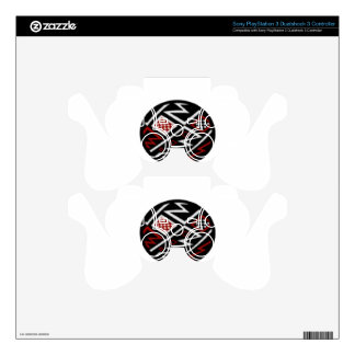 SYMBOL OF EARTH PS3 CONTROLLER DECALS