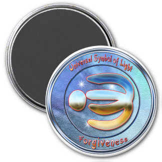 Symbol of forgiveness magnet