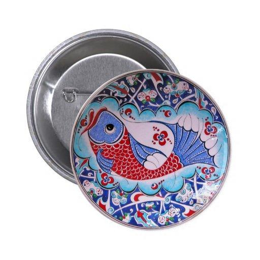 Symbol of Fortune / Tile art Button