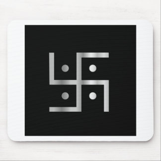 Symbol of Hinduism  Mouse Pads