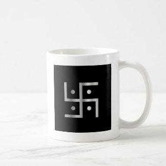Symbol of Hinduism Swastika Coffee Mug