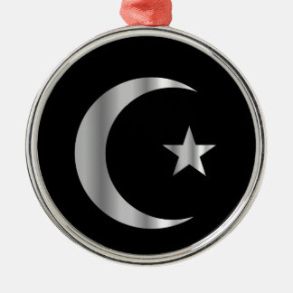 Symbol of Islam Metal Ornament