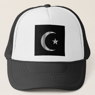Symbol of Islam Trucker Hat