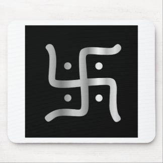Symbol of Jainism religion Mouse Pad