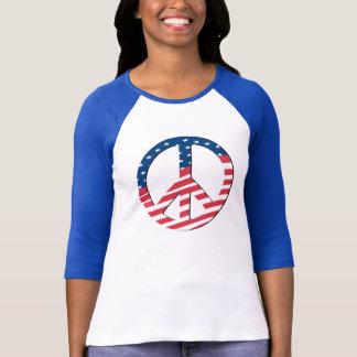 SYMBOL OF LA PAZ THE USA T-Shirt
